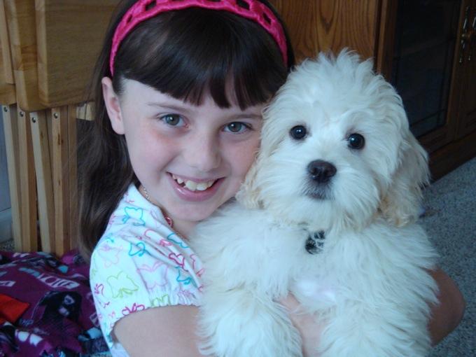 Previous Puppy Max